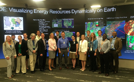 DOE/EPSA and GT/CEPL at the Oak Ridge National Lab June 11-12, 2015